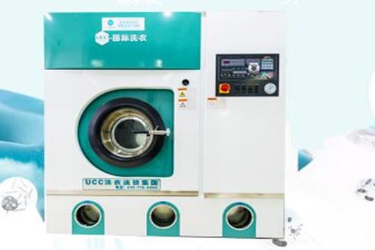 一套洗衣店设备需要多少钱