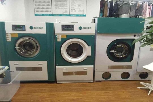 一台干洗机的价格是多少钱