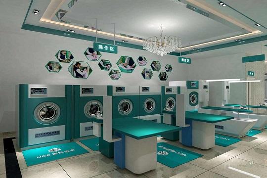 投资一家小型干洗店设备要多少钱?