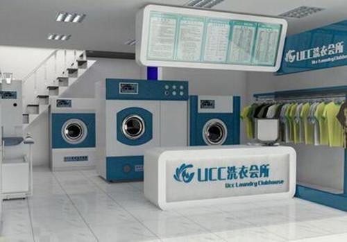 一套干洗机多少钱?还需要哪些设备