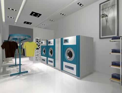 干洗店整套设备都有什么?