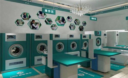 开家大型干洗店的设备需要多少钱?