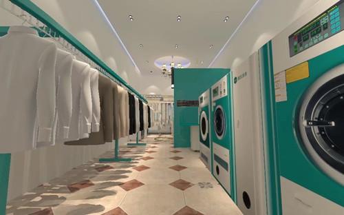 干洗店投资购买设备需要多少钱?