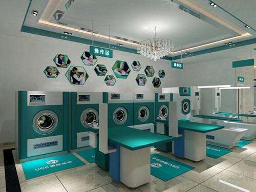 干洗设备一套需要多少资金?