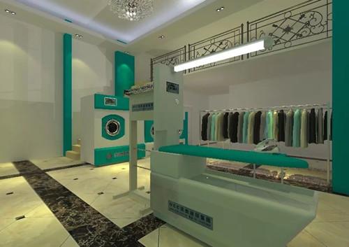干洗设备购买一套需要准备多少钱?