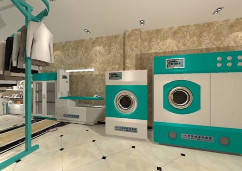 干洗设备购买一套需要准备多少资金?
