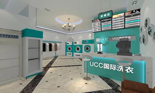 干洗设备一套购买需要准备多少资金?
