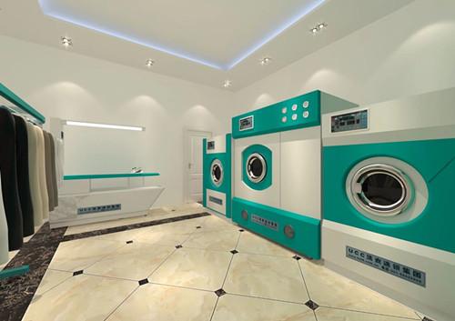 干洗设备购买报价是多少?