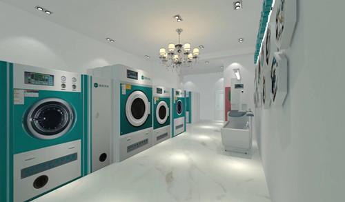 干洗设备全套购买需要多少成本?