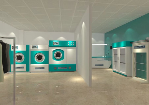 干洗店投资一家购买设备多少钱?