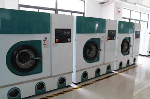 加盟干洗店设备一套需要多少钱?