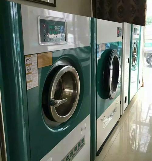 干洗设备购买一套价格高吗?