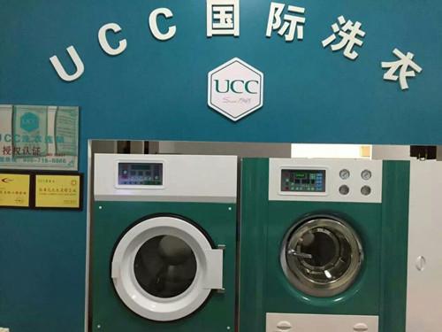 干洗店投资全套设备购买多少钱?