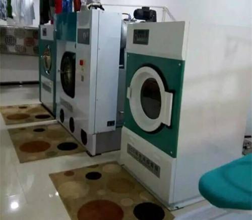 加盟干洗店设备购买需要多少钱?