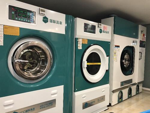 选择品牌干洗设备价格有多少?