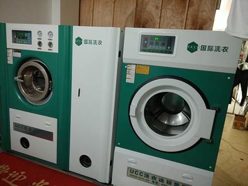加盟干洗店设备购买准备多少钱?
