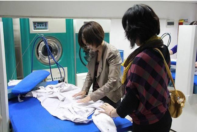 在苏州开一个干洗店成本高吗