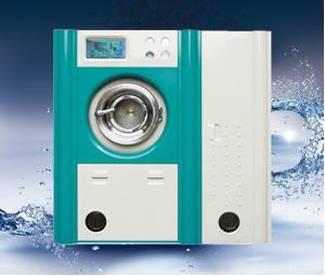 购买干洗设备需多少钱